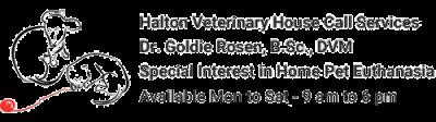 Halton Veterinary House Call Services